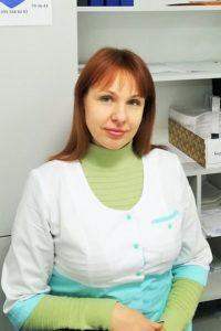 Горяєва Олена Василівна